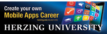 Herzing University billboard